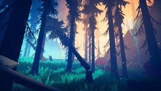 Among Trees - Screenshots