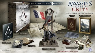 Assassins Creed: Unity - Guillotine Collectors Case