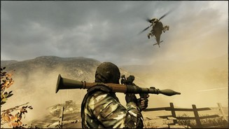 <b>Battlefield: Bad Company 2</b><br/>Screenshots der Multiplayer-Karte »Heavy Metal« aus dem VIP Map-Pack 7 für Bad Company 2.