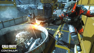 Call of Duty: Infinite Warfare - Screenshots zum DLC »Continuum«