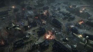 Company of Heroes 2Screenshots aus dem DLC »Southern Fronts«