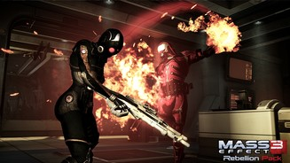 Mass Effect 3 - Rebellion-DLC