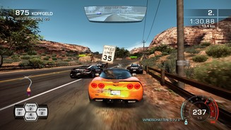 <b>Need for Speed: Hot Pursuit</b><br>Sie sind umzingelt! Die aggressive Polizei-KI kennt kein Pardon.