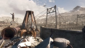 <b>Operation Flashpoint: Red River</b><br/>Screenshots zum DLC »The Valley of Death«, der je zwei neue Einsätze für die vier Multiplayer-Modi liefert.