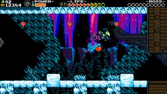 <b>Shovel Knight</b><br>Screenshots aus dem Addon »Plague of Shadows«