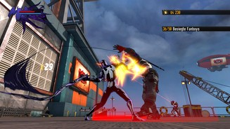 <b>Spider-Man: Dimensions</b><br>PC-Screenshots aus der Test-Version