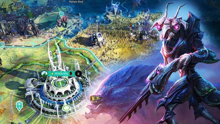 Age of Wonders Planetfall im Test: Heroes of Beyond Civilization