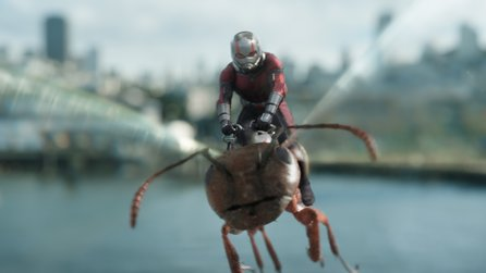 Marvel's Ant-Man and the Wasp - Witziger neuer Trailer zeigt das Superhelden-Team in Aktion