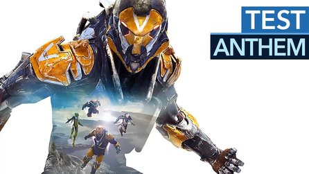 Anthem - Test-Video zum Koop-Shooter von Bioware
