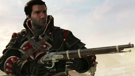 Assassin's Creed Rogue - Launch-Trailer zur Assassinen-Jagd