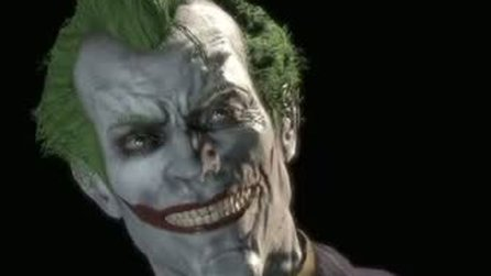 Batman: Arkham Asylum - Test-Video