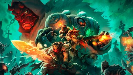 Battle Chasers: Nightwar - Trailer zum Action-RPG zeigt Kämpfe, Map & Charaktere
