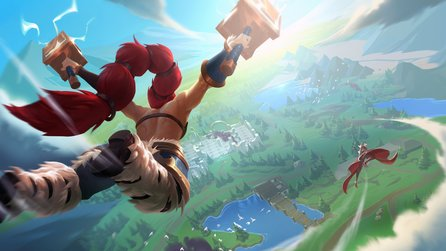 Battlerite Royale - Battle-Royale-Ableger hat Early Access verlassen und ist nun Free2Play