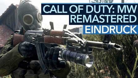 Call of Duty: Modern Warfare Remastered - Diskussion: Ist die Neuauflage gut gealtert?