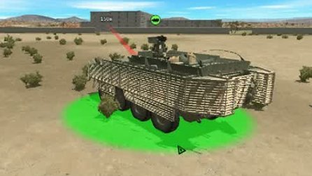 Combat Mission: Shock Force - Test-Video