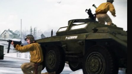 Company of Heroes 2 - DLC-Trailer zur Fraktion »US-Forces«