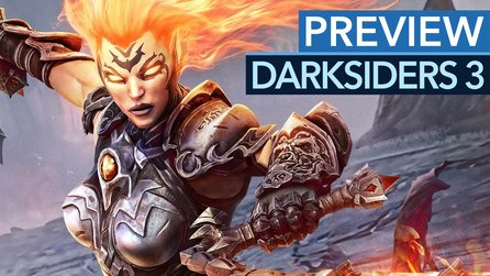 Darksiders 3 - Preview-Video: Ein würdiges Revival?