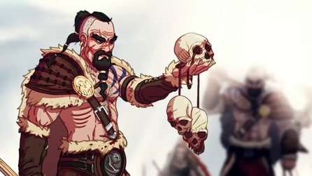 Dead In Vinland - Gameplay-Trailer zum Wikinger-Survival-Adventure