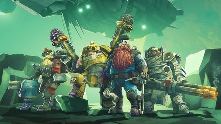Deep Rock Galactic - Gameplay-Trailer zum irren Koop-Shooter