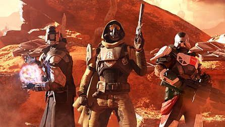 Destiny - Preview-Video zum MMO-Shooter