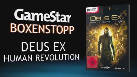 Deus Ex: Human Revolution - Boxenstopp zur Collector's Edition