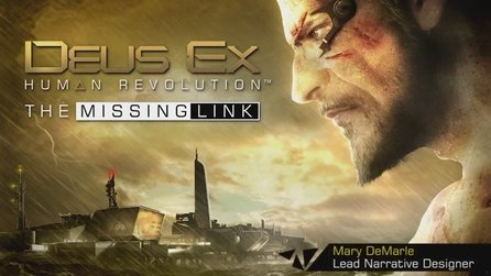 Deus Ex: Human Revolution - »The Missing Link« Entwickler-Walktrough