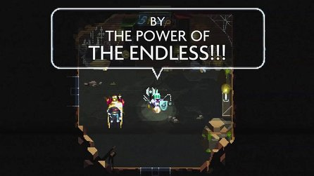 Dungeon of the Endless - Trailer zum prozeduralen Dungeon-Spiel