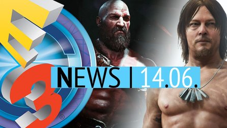 E3-News: Xbox-, Ubisoft- & Sony-Highlights - God of War, neues Kojima-Spiel & PC-Xbox-Crossplay