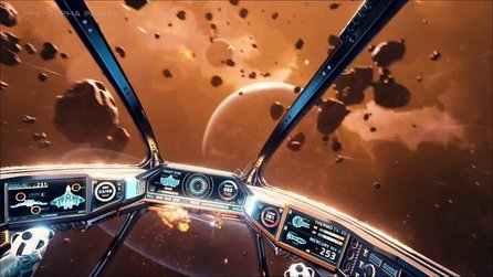 Everspace - Gameplay-Trailer in der Unreal Engine 4