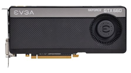 EVGA Geforce GTX 660 Super Clocked