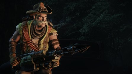 Evolve - Gameplay-Trailer stellt den Singleplayer-Part vor