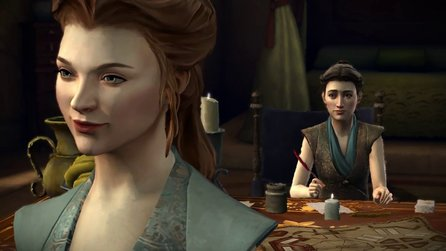 Game of Thrones: A Telltale Games Series - Featurette mit dem TV-Cast