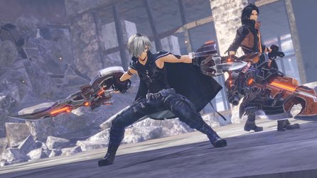 God Eater 3 - Vorstellungstrailer des Monster-Hunter-Konkurrenten