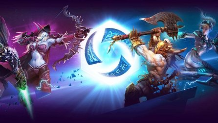 Heroes of the Storm - Preview-Video zur Alpha des Blizzard-MOBAs