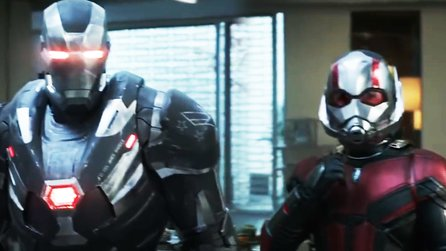 Marvels Avengers 4: Endgame - Super Bowl Trailer mit Ant-Man, Thor, Captain America & Iron Man