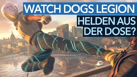 Watch Dogs Legion: Wie Ubisoft aus Algorithmen Helden macht - Interview mit dem Creative Director