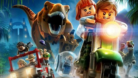 LEGO Jurassic World - Preview-Video: Das Rundum-Paket für Jurassic-Park-Fans