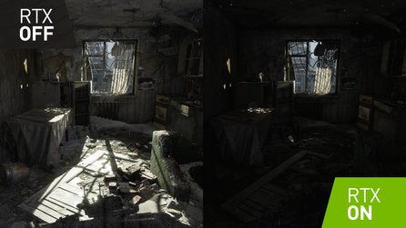 Metro Exodus: Raytracing & DLSS Test - Tolle Optik, wenig fps?