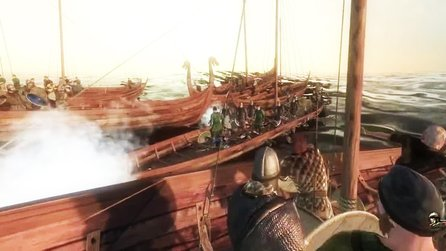 Mount & Blade: Warband - Erster Gameplay-Trailer des DLCs »Viking Conquest«