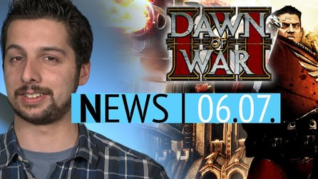News: Dawn of War 3 registriert - Minecraft Story-Mode vorgestellt