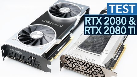 Nvidia GeForce RTX 2080 & RTX 2080 Ti - Video zum Test: 4K-Booster & Raytracing-Seifenblase