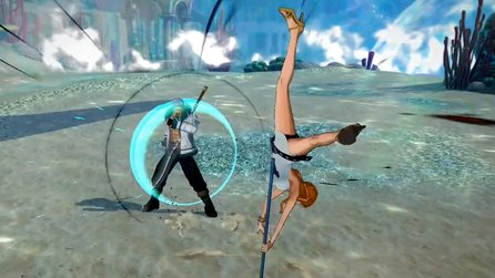 One Piece Burning Blood - Gameplay-Szenen aus der PC-Version
