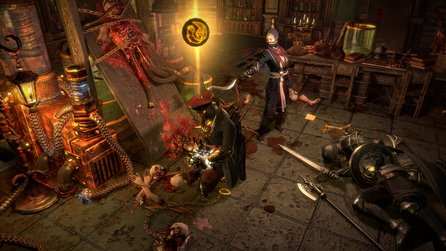 Path of Exile - Neues Gratis-Addon Betrayal übernimmt Kultisten-Jagd aus Assassin's Creed
