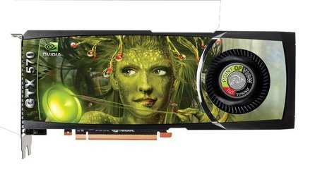 Point of View Geforce GTX 570 TGT Beast