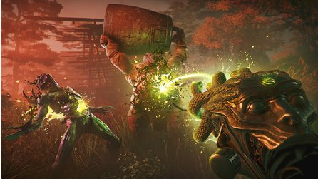 Shadow Warrior 2 - Gameplay-Trailer zum DLC »Bounty Hunt Part 1«