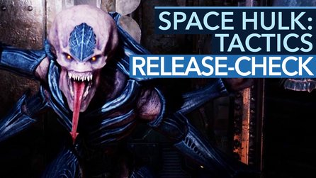 Space Hulk: Tactics - Release-Check im Video: Story-Kampagnen machen Ärger
