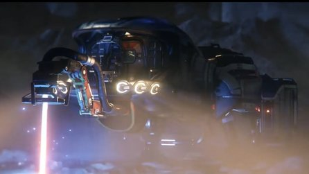 Star Citizen - Trailer: Mining-Schiff MISC Prospector im Video