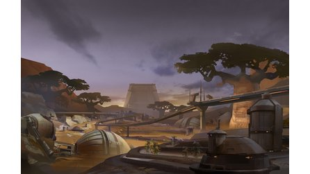 Star Wars: The Old Republic - Patch 5.10.3 bringt neues Event auf dem Planeten Dantooine