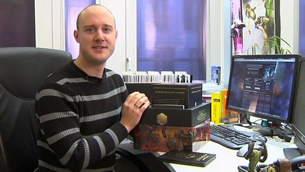Star Wars: The Old Republic - Boxenstopp: Collector's Edition ausgepackt