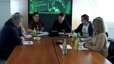 Stronghold 2 - Video-Special: Die Wertungs-Konferenz